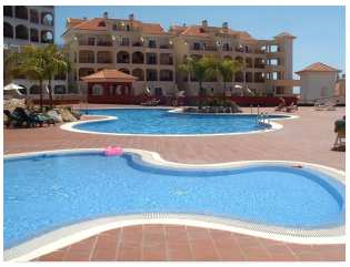 Tenerife Holiday apartment Los Cristianos