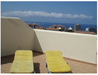 apartment with private roof terrace, Los Cristianos