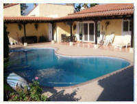 Luxury 4 bed villa with pool, Alamos Park