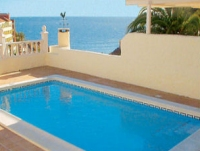 3 bed villa Playa Paraiso