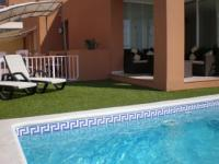 holiday villa in Fanabe, Tenerife