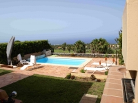 2 bed villa to rent in costa adeje